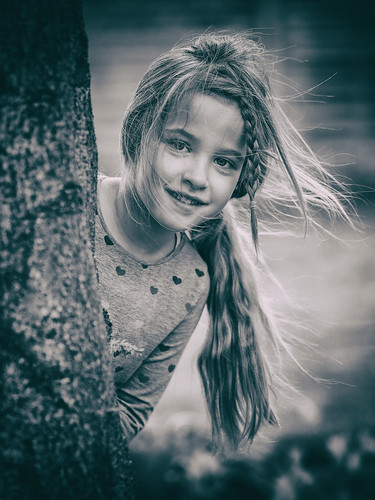Portrait in the Garden | by hans eder1