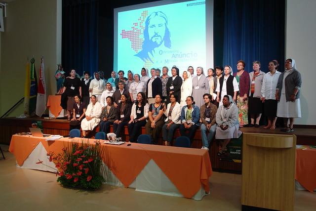 Seminario Continentale di Animazione e Formazione Missionaria FMA e SDB