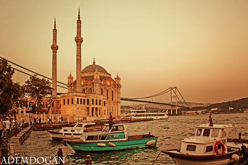 ortaköy colors türkei turkey travel sunset türkiye bosphorus bogaz istanbul