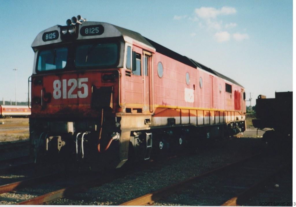 Broadmeadow loco 90_ 38 by Scott D