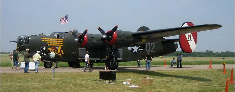 B-24 Consolidated Liberator (6)