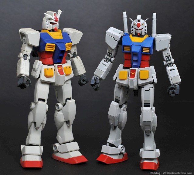 MG RX-78-2 Gundam Ver 3 35