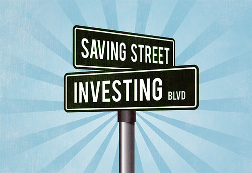 Saving vs Investing | by ota_photos
