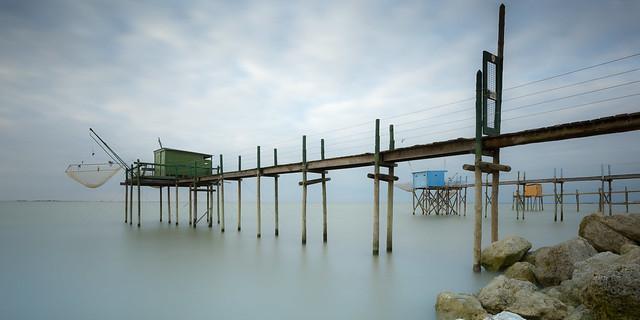 Carrelet - Charente Maritime