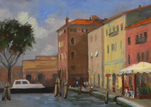 The Zattere, Venice