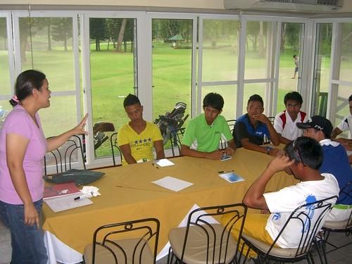 Social Graces | by Frankie Miñoza Golf Foundation
