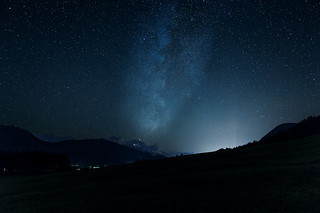 Karwendel Night Sky | by _flowtation