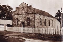 Agricultural Hall, Willunga, c 1905