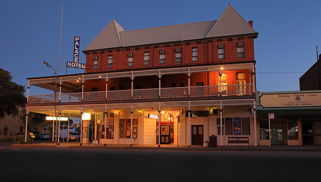 Palace Hotel, Broken Hill