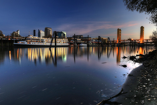 california usa river sacramento