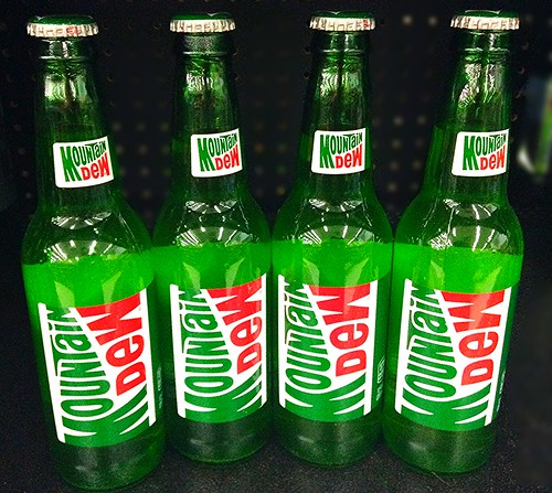 Mountain Dew Throwback | by JeepersMedia