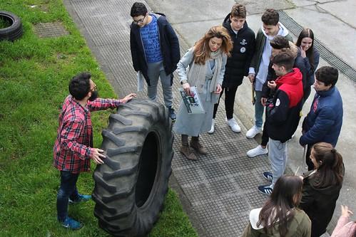 Roteiro saúde e deporte: IES Agra do Orzán