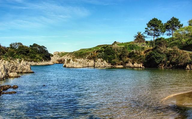 Cala de Berellin. Cantabria.