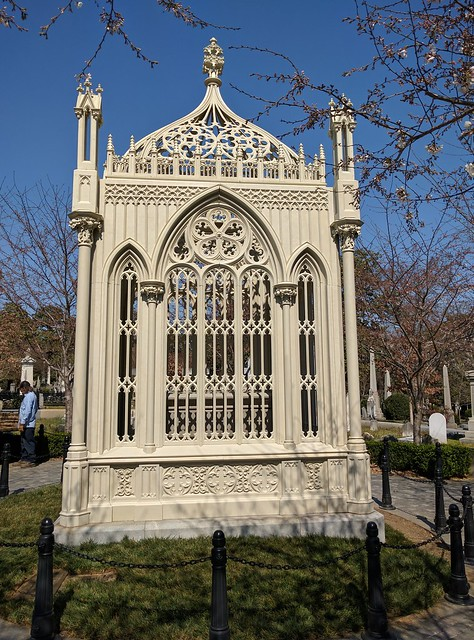 Richmond's Hollywood Cemetery - President James Monroe's Grave