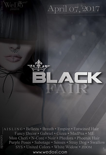 Black Fair 2017 - WeDo SL Events | by Morgana Hilra