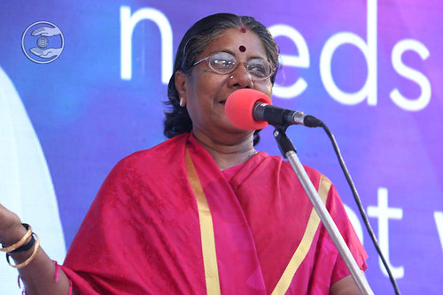 Susheela from Chennai, Tamil Nadu, expresses her views