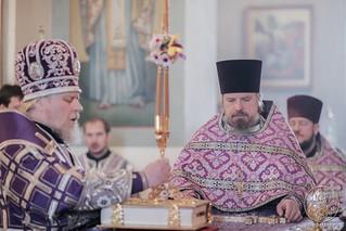 Литургия в Покровском соборе 220