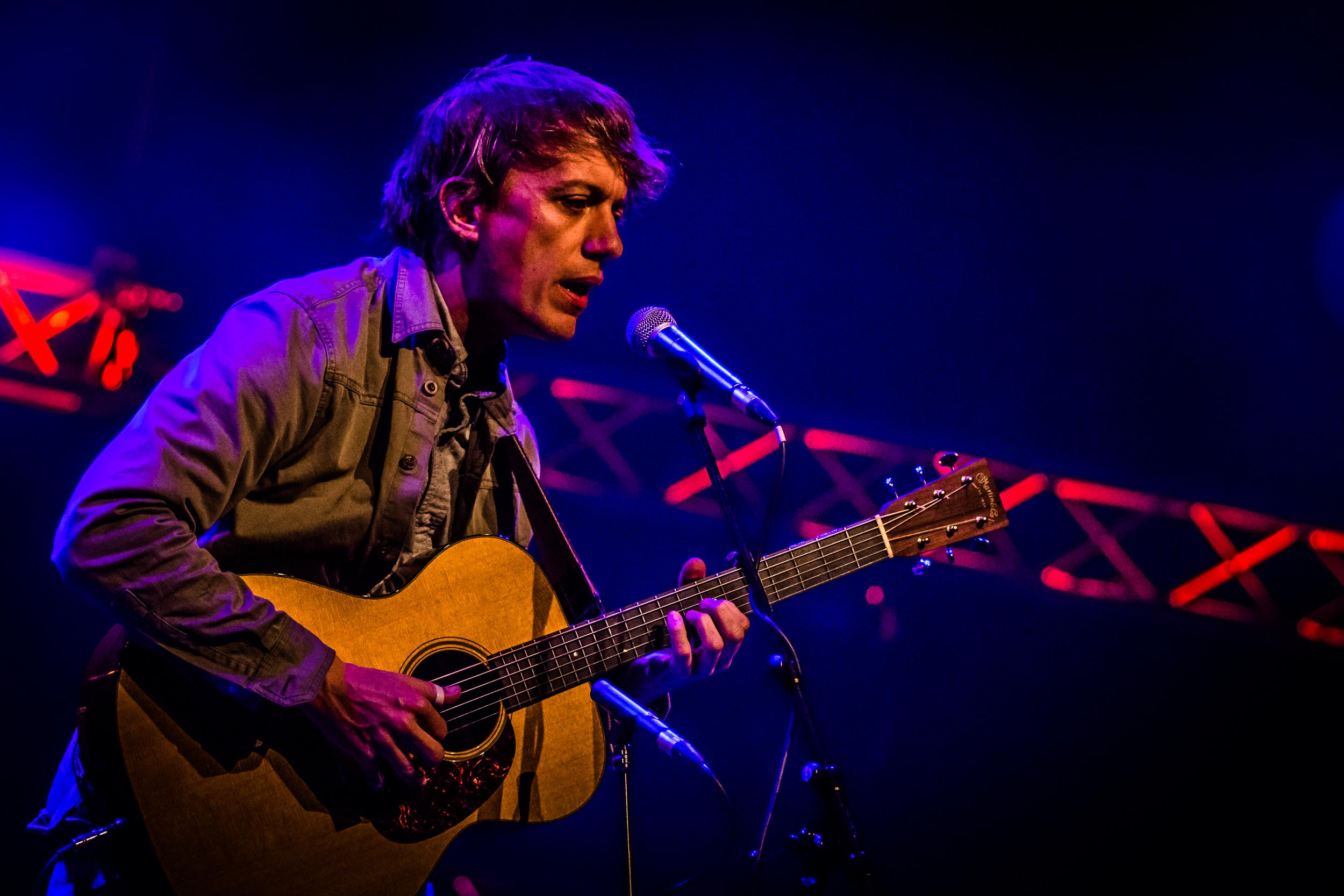 Steve Gunn @ Little Waves Festival 2017 (© Timmy Haubrechts)