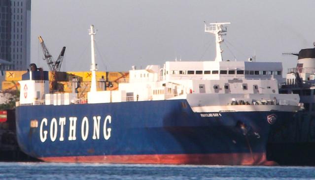 Cargo RORO – Philippine Ship Spotters Society