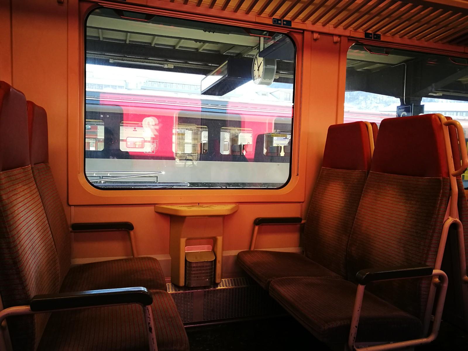 Older seats