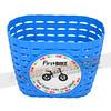 255-016Firstbike-車前籃-藍(不二價)