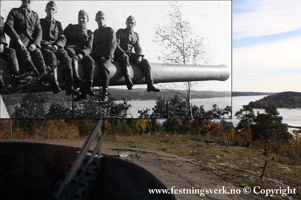 Tønsberg Håhøya fort (1)