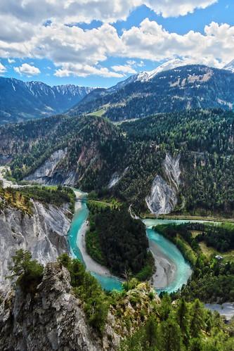 felinaphotography felina felinafoto hotspot view schlucht fiume river canyon svizra suisse zwitserland switzerland schweiz alpi alps grischun grigioni graubünden ruinaulta rheinschlucht ilspir