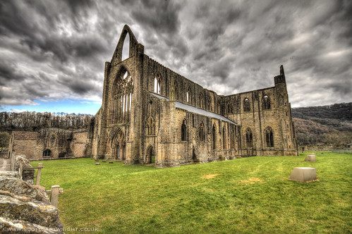 Tintern Abbey HDR
