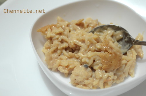 Coconut Sweet Rice   by Chennette