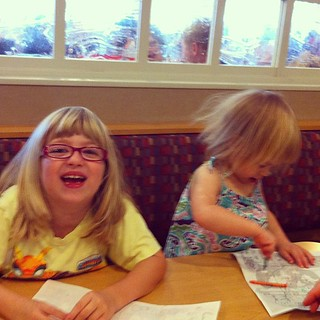 IHOP on Sunday. I like these little traditions. | by poobou