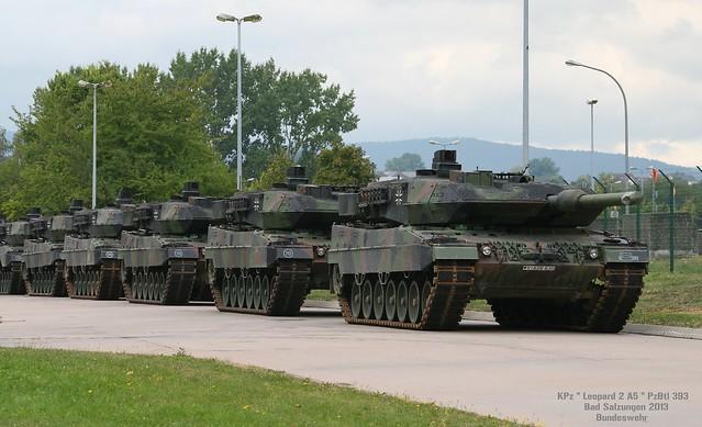 KPz Leopard 2 A5 / Bundeswehr