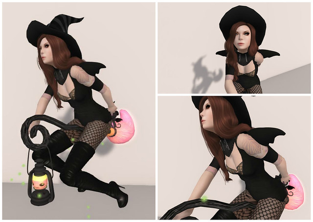 Bad Witch Collage