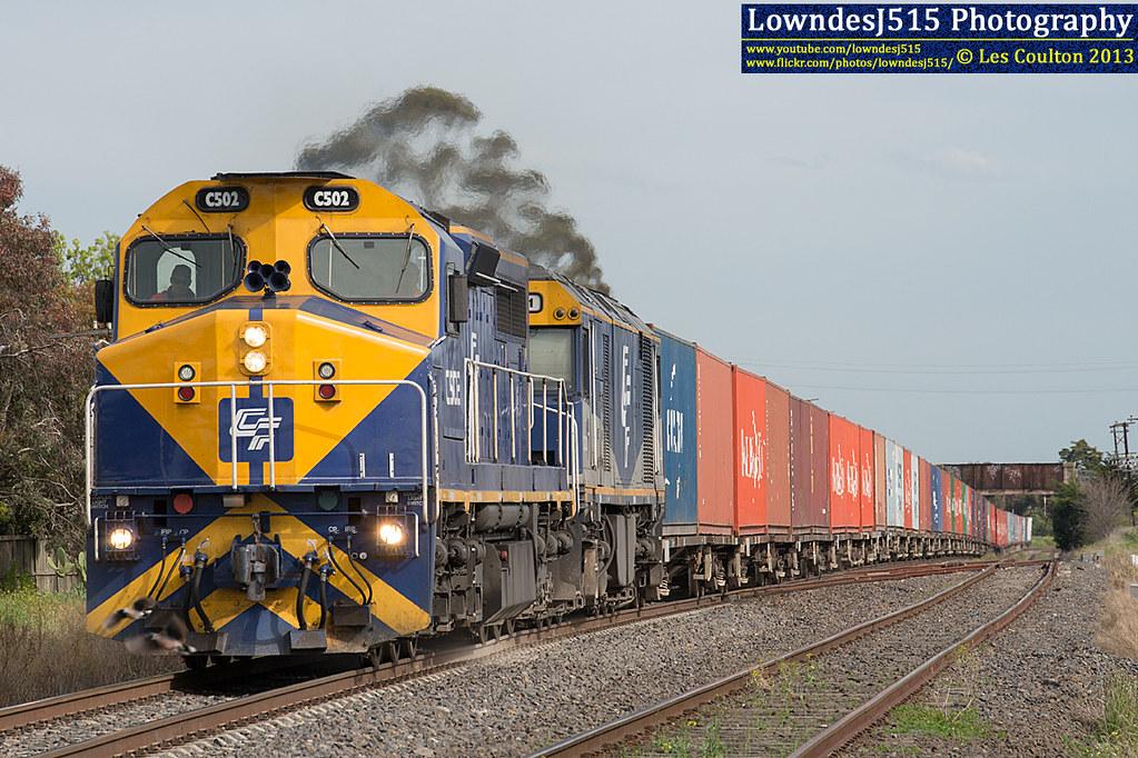 C502 & GL101 near Jacana by LowndesJ515