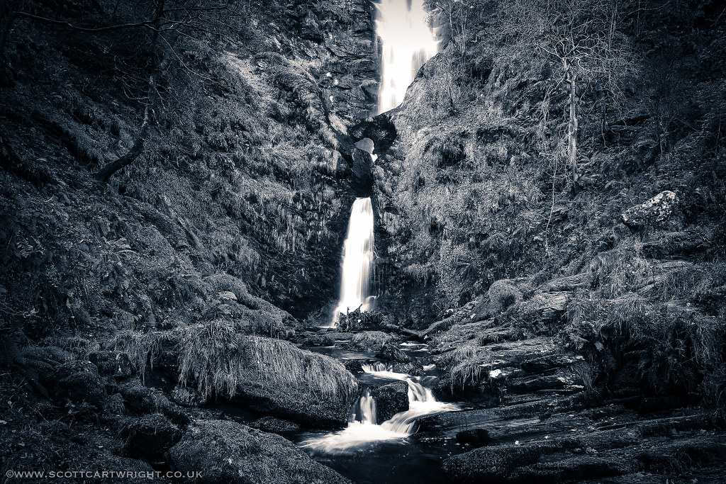 Pistyll Rhaeadr Falls