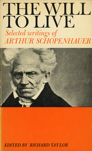 Ungar Books - Arthur Schopenhauer - The Will to Live