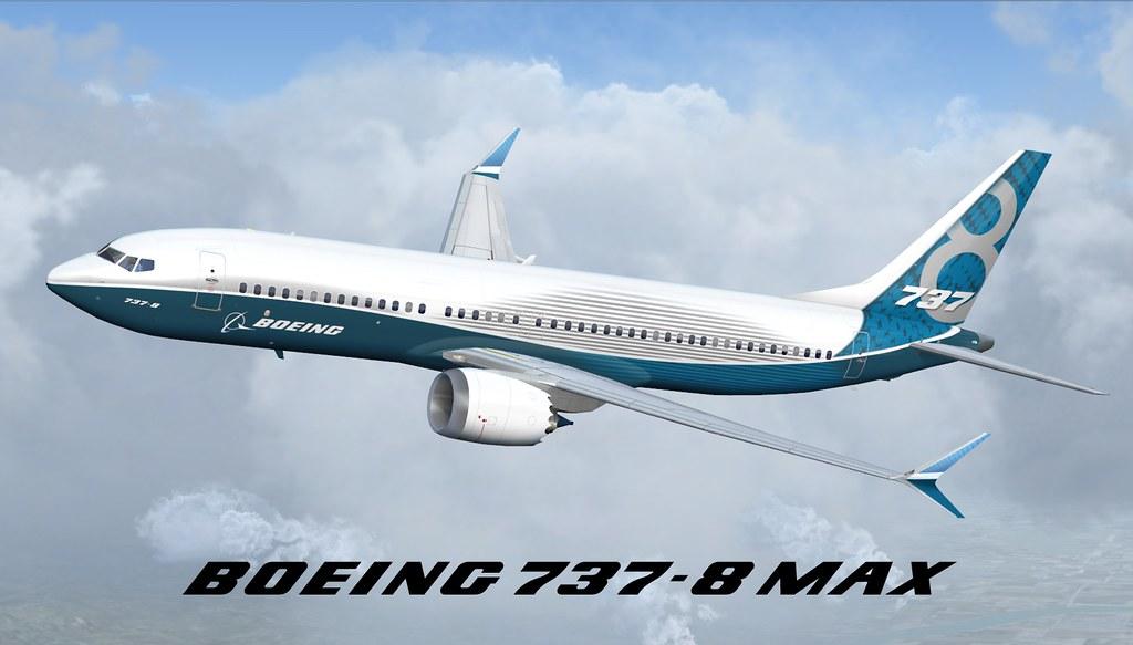 Boeing 737 MAX 8 By TDS (in development) | TDS 737 | Carlos Eduardo