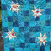 Wonky Star Lap Quilt