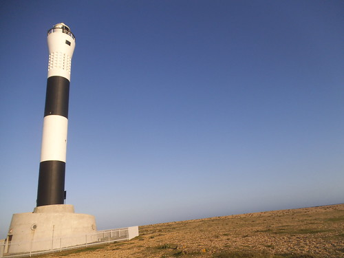 by Dungeness lighthouse | by satguru