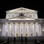 Transsibérien - Moscou - Bolchoï