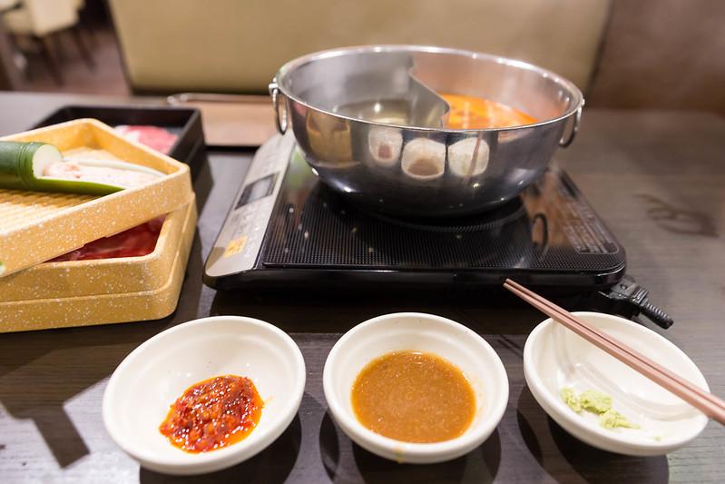 Shabu Shabu Restaurant in Tokyo - grocery stores in japan
