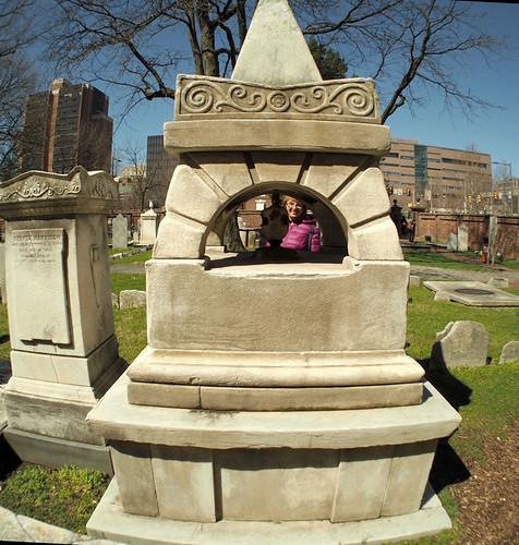 Christ Church Burial Ground -Joe 4 | by KathyCat102