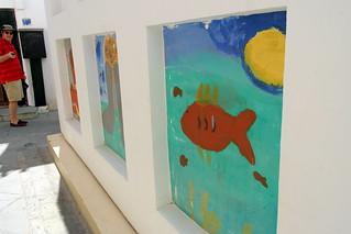 Shaikh Ebrahim bin Mohammed Al Khalifa - Children's Art Exhibit | by rougetete