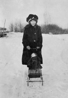 Toba Cohen, Lipton Colony, Saskatchewan / Toba Cohen, dans la colonie de Lipton (Saskatchewan)