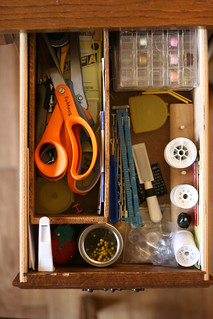 Vintage Storage Solutions for Sewing | by patternandbranch