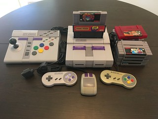 Super Nintendo Entertainment System | by Ryan Finnie