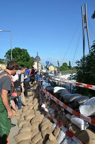 9024437624 6eb7814ac4 Elbehochwasser   Juni 2013