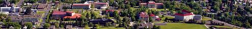 EOU aerial panoramic