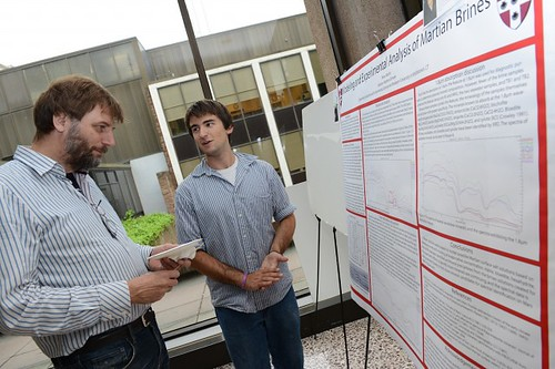 Summer Research Poster Session 2013
