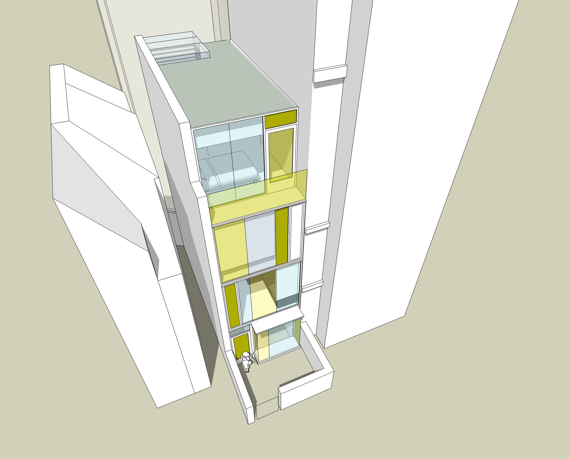 House in Battersea 003