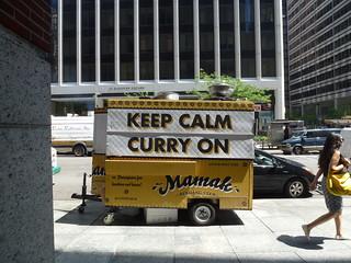 Keep Calm Curry On